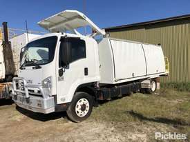 2011 Isuzu FSR 850 Long - picture2' - Click to enlarge