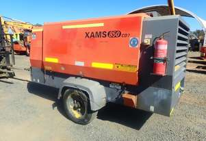 Atlas Copco XAMS 850 Air Compressor