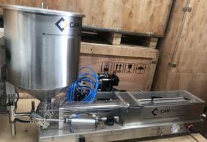 CanPack Machinery 500ML Pneumatic Filler