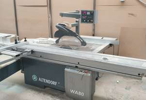 Altendorf   PANEL SAW WA80X