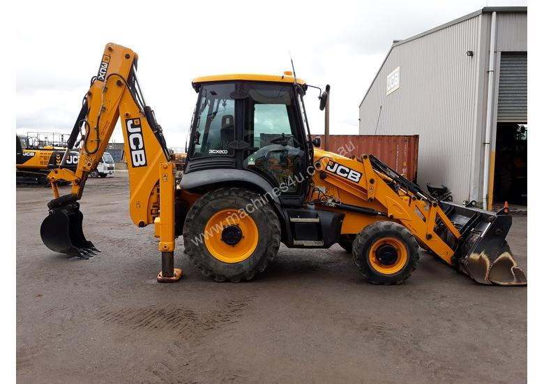 2015 JCB 3CX BACKHOE U3767