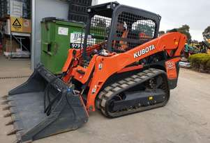 2019 KUBOTA SVL75-2 TRACK LOADER WITH 90 HOURS