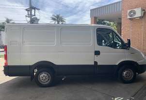 Iveco Daily C/Cab Van For Sale