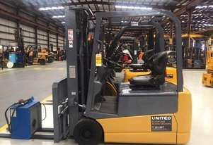 Used Nichiyu 1.8T Electric Forklift