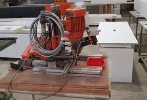 Hinge/Cam Boring Machine