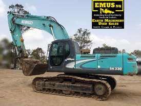 Kobelco 30 Tonne Excavator  - picture0' - Click to enlarge