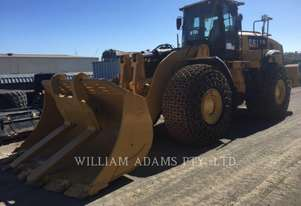 CATERPILLAR 980 Wheel Loaders integrated Toolcarriers