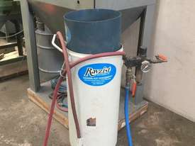 Problast Sand Blast Cabinet and pot. - picture1' - Click to enlarge