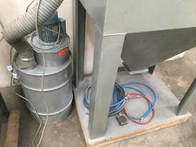 Problast Sand Blast Cabinet and pot. - picture2' - Click to enlarge