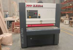 Wide Belt Sander 1300 wide plus Large Dust Extractor and Ducting