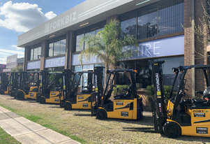 New Hyundai Forklifts For Sale!