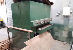 Wide belt sander - 900mm