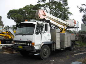 1995 Mitsubishi Truck Crane - picture0' - Click to enlarge