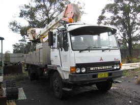 1995 Mitsubishi Truck Crane - picture1' - Click to enlarge