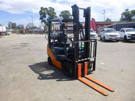 2009 Toyota 32-8FG15 1.5 Tonne LPG/Petrol Forklift (GA1292)  - picture1' - Click to enlarge