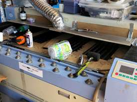Used Flat-Bed CO2 Laser Cutting Machine - picture0' - Click to enlarge