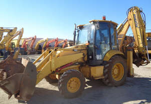 Caterpillar   WB97R-5 Backhoe