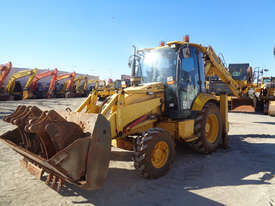 Caterpillar WB97R-5 Backhoe - picture0' - Click to enlarge