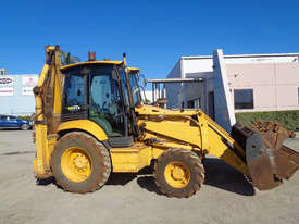 Caterpillar WB97R-5 Backhoe - picture1' - Click to enlarge