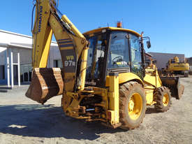 Caterpillar WB97R-5 Backhoe - picture2' - Click to enlarge