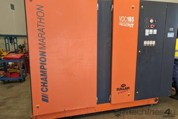 1095 cfm (185kW) Screw Compressors
