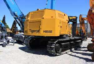 Tigercat   H855E Harvester