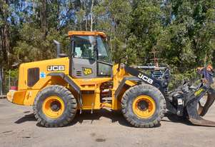 Jcb 2016   427ZX WHEEL LOADER