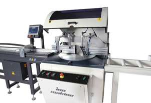 AS 425/50 Industrial Automatic Cutting Machine with Rising Blade Ø 500 mm