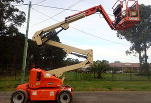 JLG M450AJ Boom Lift Access & Height Safety