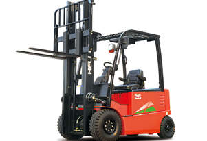 Lithium-Ion- Powered Counterbalance Forklifts