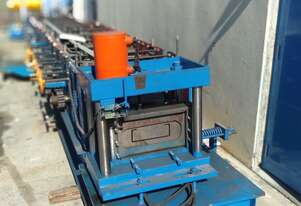 Purlin roll forming machine up to 400mm