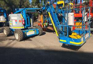 Genie Z34/22IC - 34ft Rough Terrain Knuckle Boom Lift
