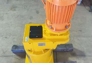 Kw 4 Hp 5.5 Mixer Driver Teco Motor (Drive Only)