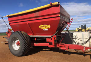 Bredal K85 Fertilizer/Manure Spreader Fertilizer/Slurry Equip