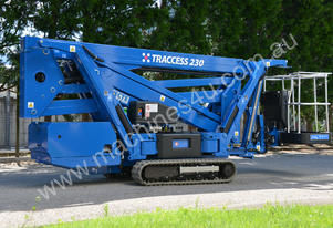 Traccess 230 - 23m Spider Lift
