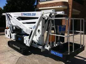 CTE TRACCESS 230 - 23m Spider Lift. Priced from $431 per week. - picture9' - Click to enlarge