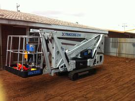 CTE TRACCESS 230 - 23m Spider Lift. Priced from $431 per week. - picture2' - Click to enlarge