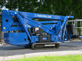 CTE TRACCESS 230 - 23m Spider Lift.  - picture0' - Click to enlarge