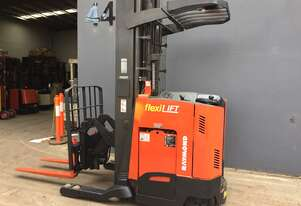 Raymond 740 R45TT Reach Stand-on Electric Truck, Great Condition and Value For WH