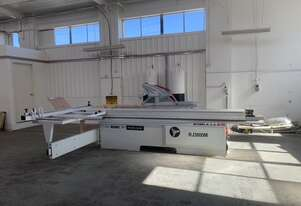 RHINO RJ3800 MANUAL SETTING PANEL SAW *AVAILABLE EX STOCK*
