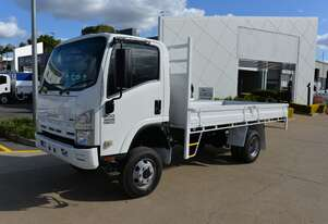 2010 ISUZU NPS 300 - 4X4 - Tray Truck - Tray Top Drop Sides