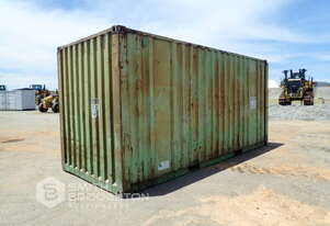 6M HIGH CUBE SEA CONTAINER