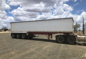 Moore   Semi Tipper Trailer