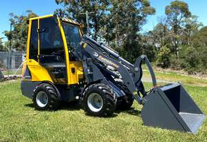 Mini Loader Eurotrac W11-Cab