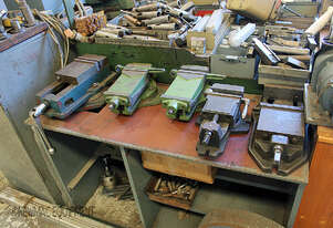 Used Milling Machine Vices