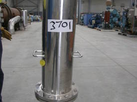 Filter - Inline Cartridge - Stainless Steel. - picture0' - Click to enlarge