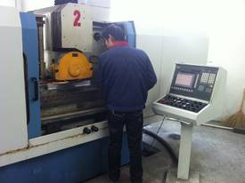 Press Brake Tooling Deep Scollop - 835mm Long - picture2' - Click to enlarge