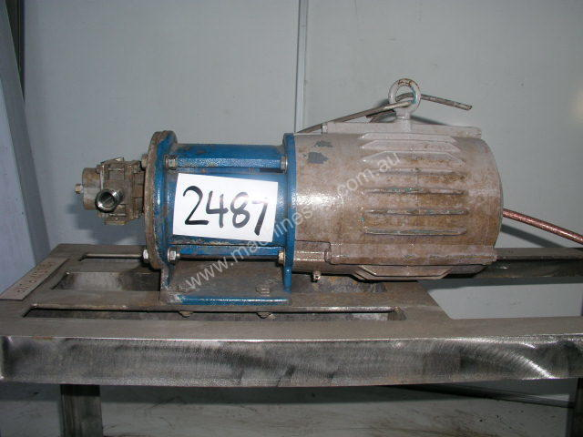 Magnetic Drive Chemical Transfer.