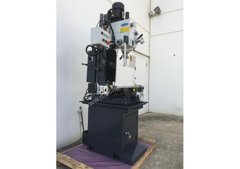Industrial Quality Geared Head Mill Drill With All The Toppings You Would Only Dream Off