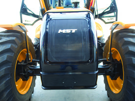 MST Backhoe Loader  M544Plus - picture3' - Click to enlarge